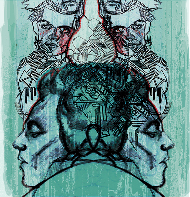 Artwork by Keaton Tycer